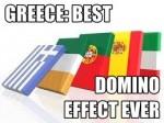 grecia effetto domino