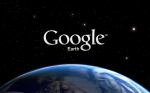 google earth clock