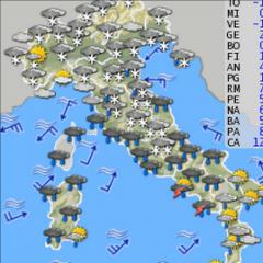 Previsioni del tempo: arriva la neve in mezza Italia