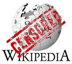 wikipedia censurata