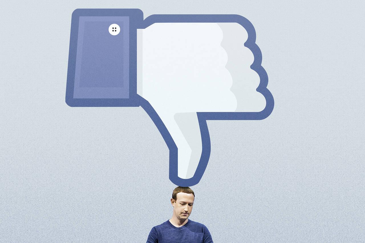 Azioni Facebook e Netflix che crollano: è il cambiamento dei Mercati Finanziari?